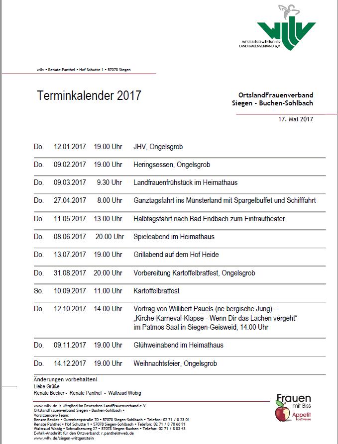 landfrauen_veranstaltungskalender_2017